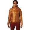 Mountain Hardwear Women's Ghost Whisperer/2 Hoody - Medium - Gold Hour