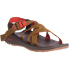 Chaco Women's Banded Z/Cloud Sandal - 7 - Cognac Red