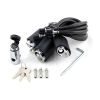 Kuat Transfer Triple Cable Lock Kit