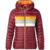 Cotopaxi Women's Fuego Down Hooded Jacket - XL - Port