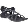 Merrell Women's District Muri Lattice Sandal - 6 - Black
