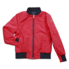 Save The Duck Unisex Lightweight Bomber Jacket - 4 - Tomato Red