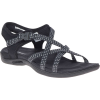 Merrell Women's District Muri Lattice Sandal - 7 - Black