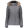 Obermeyer Women's Tuscany II Jacket - 16 Petite - Charcoal