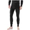 Carhartt Men's Base Force Cotton Super Cold Weather Bottom - XL Tall - Black