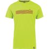 La Sportiva Men's Pulse Man T-Shirt - Medium - Applegreen