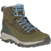 Merrell Women's Thermo Kiruna Mid Shell Waterproof Boot - 8.5 - Olive
