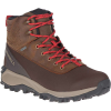 Merrell Men's Thermo Kiruna Mid Shell Waterproof Boot - 8.5 - Earth