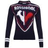 Rossignol Women's Hiver Knit Sweater - Large - Dark Navy