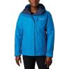 Columbia Women's Whirlibird IV Interchange Jacket - 2X - Fathom Blue Crossdye / Nocturnal