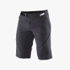 100% Men's AIRMATIC Short - 34 - Charcoal