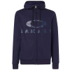 Oakley Men's Bark Full Zip Hoodie - Small - Strong Violet