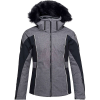Rossignol Women's Ski Heather Jacket - Medium - Heather Grey