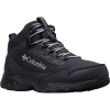 Columbia Men's Irrigon Trail Mid Fleece OT Boot - 9 - Black/Columbia Grey