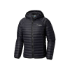 Columbia Men's Alpine Trail Down Hooded Jacket - Small - Black