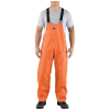 Carhartt Men's Surrey Bib Overall - Large Tall - Orange