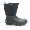 Bogs Men's Classic Mid Boot - 8 - Black