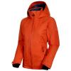 Mammut Women's Scalottas HS Thermo Hooded Jacket - Medium - Pepper