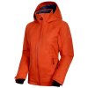 Mammut Women's Scalottas HS Thermo Hooded Jacket - Large - Pepper
