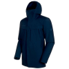 Mammut Men's Chamuera HS Thermo Hooded Parka - XXL - Wing Teal