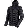 Mammut Men's Broad Peak IN Hooded Jacket - XL - Black / Phantom