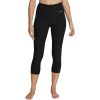 Eddie Bauer Motion Women's High Rise Trail Tight Capri - Large - Black