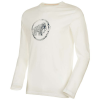 Mammut Men's Logo LS T-Shirt - Small - Bright White