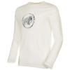 Mammut Men's Logo LS T-Shirt - XXL - Bright White