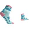 Altra Mini Crew Sock - Large - Blue