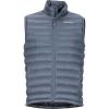 Marmot Men's Solus Featherless Vest - Medium - Steel Onyx