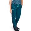 Under Armour Girls' Armour Fleece Pant - Large - Tandem Teal / Tandem Teal / Breathtaking Blue