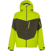 Oakley Men's Timber 2.0 Shell 3L 15K Jacket - Small - Sulphur