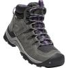 Keen Women's Gypsum II Mid Waterproof Boot - 11 - Earl Grey / Purple Plumeria