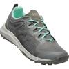Keen Women's Explore Vent Shoe - 5 - Steel Grey / Holiday