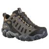 Oboz Men's Sawtooth Low BDry Shoe - 13 - Shadow / Burlap