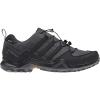 Adidas Men's Terrex Swift R2 GTX Shoe - 7 - Grey Six / Black / Grey Four