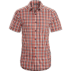 Arcteryx Men's Brohm SS Shirt - Medium - Martian