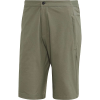 Adidas Men's Lite Flex Short - 34 - Legacy Green