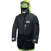 Helly Hansen Men's Aegir Ocean Jacket - Medium - Ebony