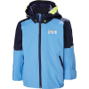 Helly Hansen Kid's Shelter Jacket - 3 - CORNFLOWER