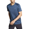 Eddie Bauer Motion Men's Trailcool SS Tee - XL - Medium Indigo