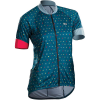 Sugoi Women's RS Century Zap Jersey - Large - Ocean Depth / Origami Print