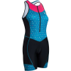 Sugoi Women's RPM Tri Suit - Large - Ocean Depth / Origami Print