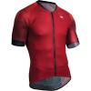 Sugoi Men's RS Training Jersey - XL - Red Dahlia / Mountain Print