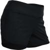 Sugoi Women's Fusion 4IN 2 In 1 Short - Medium - Black