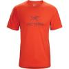Arcteryx Men's Arc'Word SS T-Shirt - Medium - Dynasty