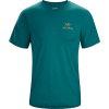 Arcteryx Men's Emblem SS T-Shirt - Medium - Paradigm
