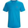 Arcteryx Men's Emblem SS T-Shirt - Large - Spiral