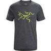 Arcteryx Men's Archaeopteryx SS T-Shirt - Small - Pilot Heather