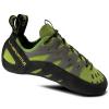 La Sportiva Tarantulace Climbing Shoe - 40.5 - Kiwi / Grey